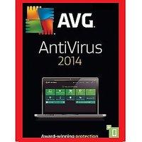 AVG Antivirus 2014 1PC 2.5 YEAR