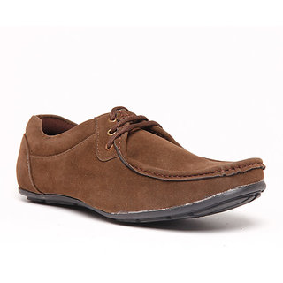 Foster Blue Brown Men's Casual Shoes - Option 1