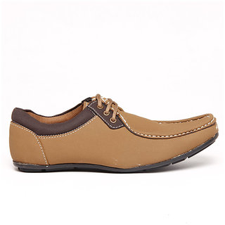 Foster Blue Brown Men's Casual Shoes - Option 3