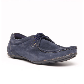 Foster Blue Blue Men's Casual Shoes - Option 1