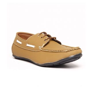 Foster Blue Brown Men's Casual Shoes - Option 27