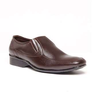 Foster Blue Brown Men's Casual Shoes - Option 28