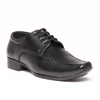 Foster Blue Black Men's Formal Shoes - Option 22