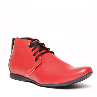 Foster Blue Red Men's Casual Shoes