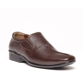 Foster Blue Brown Men's Formal Shoes