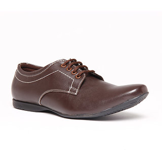 Foster Blue Brown Men's Casual Shoes - Option 4