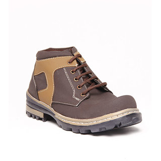 Foster Blue Brown Men's Casual Shoes - Option 8