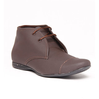 Foster Blue Brown Men's Casual Shoes - Option 10