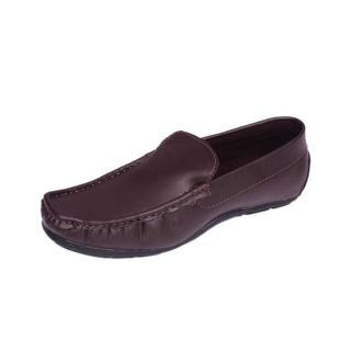 Foster Blue Brown Men's Loafer Shoes - Option 5