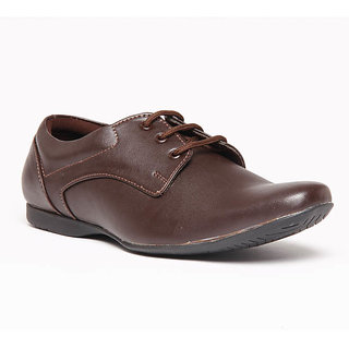 Foster Blue Brown Men's Casual Shoes - Option 13