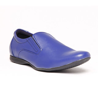 Foster Blue Blue Men's Casual Shoes - Option 5