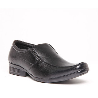 Foster Blue Black Men's Formal Shoes - Option 7