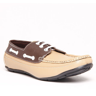 Foster Blue Brown Men's Casual Shoes - Option 18