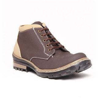 Foster Blue Brown Men's Casual Shoes - Option 19