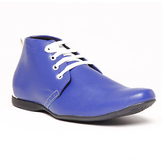 Foster Blue Blue Men's Casual Shoes - Option 7