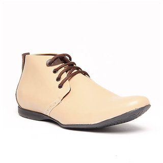 Foster Blue Tan Men's Casual Shoes - Option 1