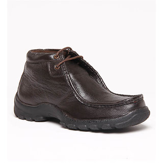 Foster Blue Brown Men's Casual Shoes - Option 21