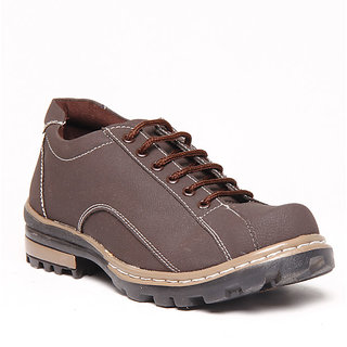Foster Blue Brown Men's Casual Shoes - Option 22