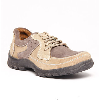 Foster Blue Brown Men's Casual Shoes - Option 24