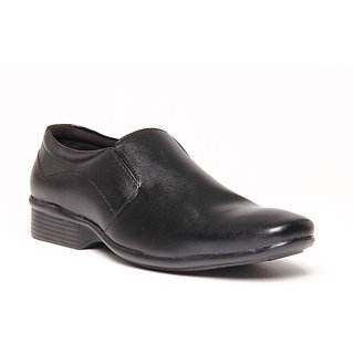 Foster Blue Black Men's Formal Shoes - Option 20