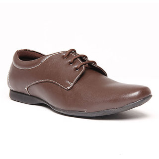 Foster Blue Brown Men's Casual Shoes - Option 26