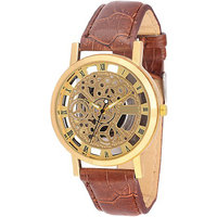 Gypsy Club GC72 TransparentSkeleton Analog Watch - For Men, Boys, Women, Girls
