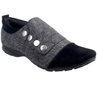 Prime Black Party Wear Shoe