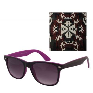 Sushito Black Queens Sunglass Combo Headwrap For Women-JSMFHGO0426