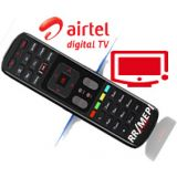 Airtel Digital Tv Remote