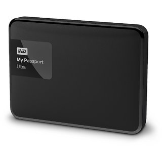 Western Digital My Passport WDBBKD0020BBK 2TB Portable External Hard DISK (BLACK