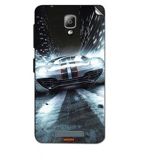 Instyler Mobile Skin Sticker For Lenovo A1000 MSLENOVOA1000DS-10038