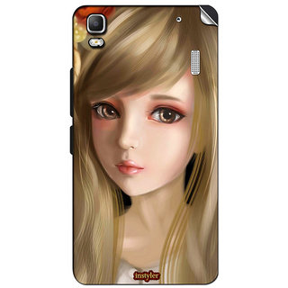 Instyler Mobile Skin Sticker For Lenovo K3 Note MSLENOVOK3NOTEDS-10068
