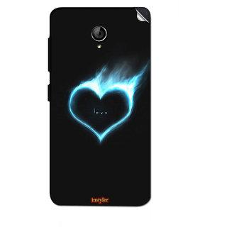 Instyler Mobile Skin Sticker For Lenovo S860 MSLENOVOS860DS-10119
