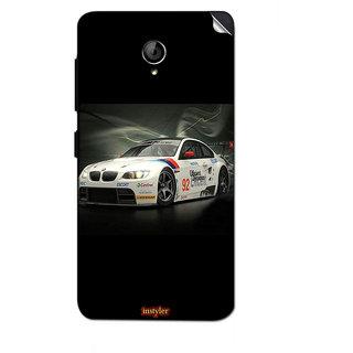 Instyler Mobile Skin Sticker For Lenovo S860 MSLENOVOS860DS-10037
