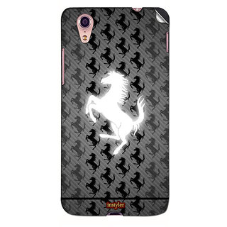 Instyler Mobile Skin Sticker For Lenovo S960 MSLENOVOS960DS-10039