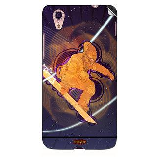 Instyler Mobile Skin Sticker For Lenovo S968T MSLENOVOS968TDS-10143