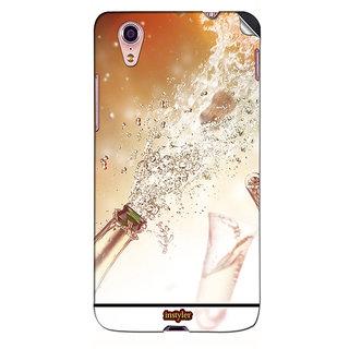 Instyler Mobile Skin Sticker For Lenovo S968T MSLENOVOS968TDS-10147