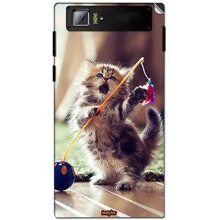 Instyler Mobile Skin Sticker For Lenovo K920 MSLENOVOK920DS-10018