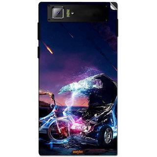 Instyler Mobile Skin Sticker For Lenovo K920 MSLENOVOK920DS-10032