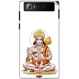 Instyler Mobile Skin Sticker For Lenovo K920 MSLENOVOK920DS-10100