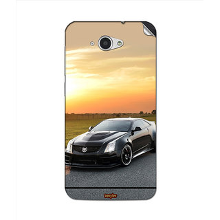 Instyler Mobile Skin Sticker For Lenovo S930 MSLENOVOS930DS-10035