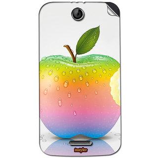 Instyler Mobile Skin Sticker For Lenovo S899T MSLENOVOS899TDS-10003