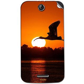 Instyler Mobile Skin Sticker For Lenovo S899T MSLENOVOS899TDS-10015