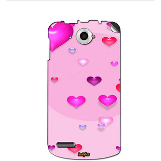 Instyler Mobile Skin Sticker For Lenovo S920 MSLENOVOS920DS-10132