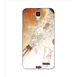 Instyler Mobile Skin Sticker For Lenovo A536 MSLENOVOA536DS-10147
