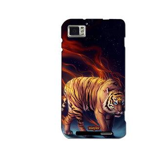 Instyler Mobile Skin Sticker For Lenovo K8601 MSLENOVOK860IDS-10020