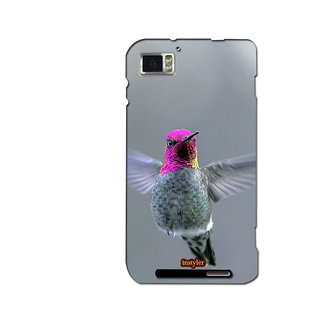Instyler Mobile Skin Sticker For Lenovo K8601 MSLENOVOK860IDS-10025