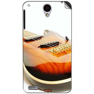 Instyler Mobile Skin Sticker For Lenovo S890 MSLENOVOS890DS-10137