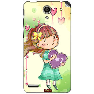 Instyler Mobile Skin Sticker For Infocus M260 MSINFOCUSM260DS-10061