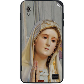 Instyler Mobile Skin Sticker For Infocus M370I MSINFOCUSM370IDS-10083